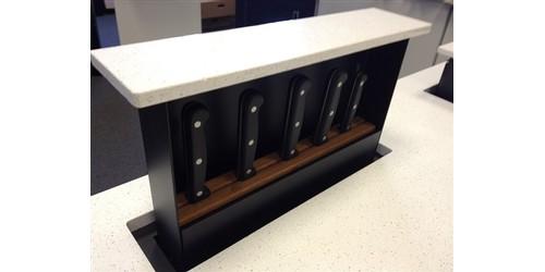 Kitchen Countertop Granite Or Quartz Top Pop Ups