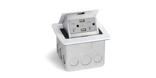 Lew Electric PUFP-CT-WT-20A-2USB - Main View