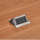 LeGrand Wiremold Kitchen Pop Up USB Charging