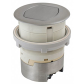 Spill Proof Receptacles In Counter Power