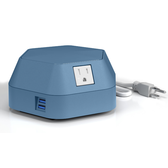 Fast USB Charging Station with Power 15 Amp