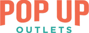 Pop Up Outlets footer logo